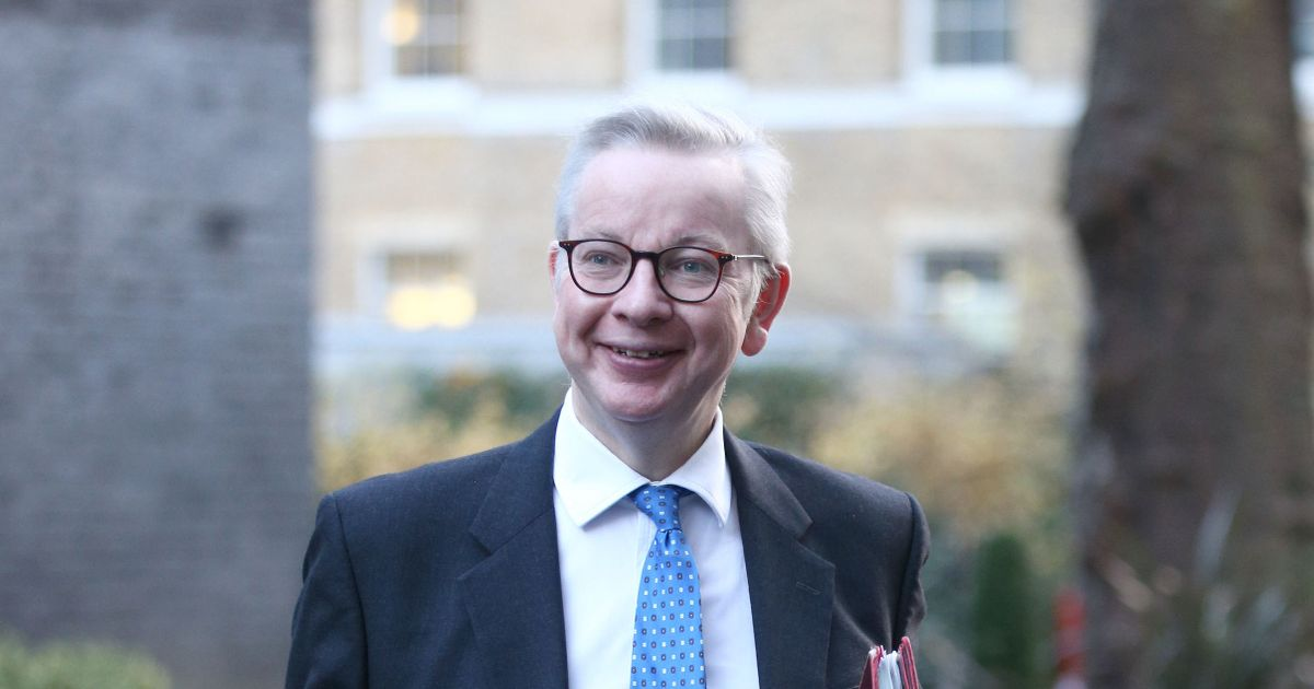 UK vaccine supplies will not be interrupted, warns Gove amid EU row