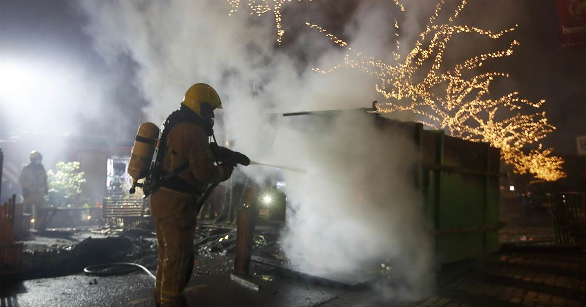 Unrest continues in the Netherlands after Covid-19 curfew imposed