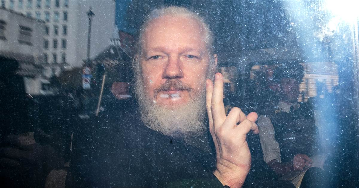 WikiLeaks' Assange cannot be extradited to the U.S. to face espionage charges, U.K. court rules