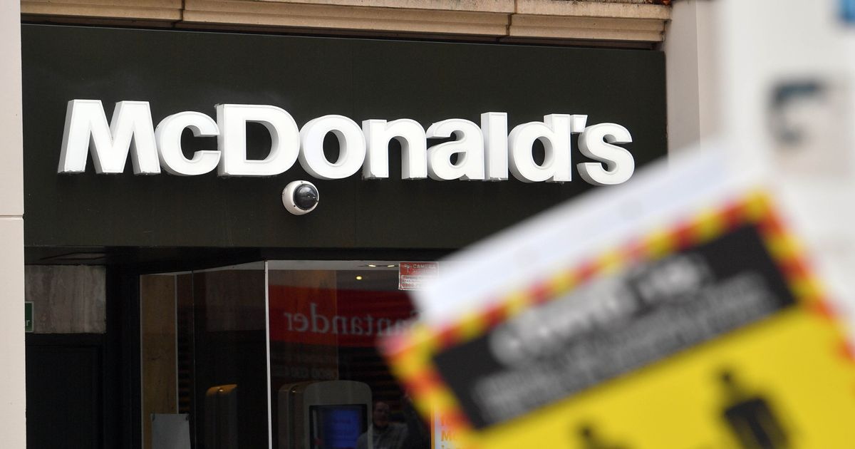 Woman called police after missing McDonald's breakfast by moments