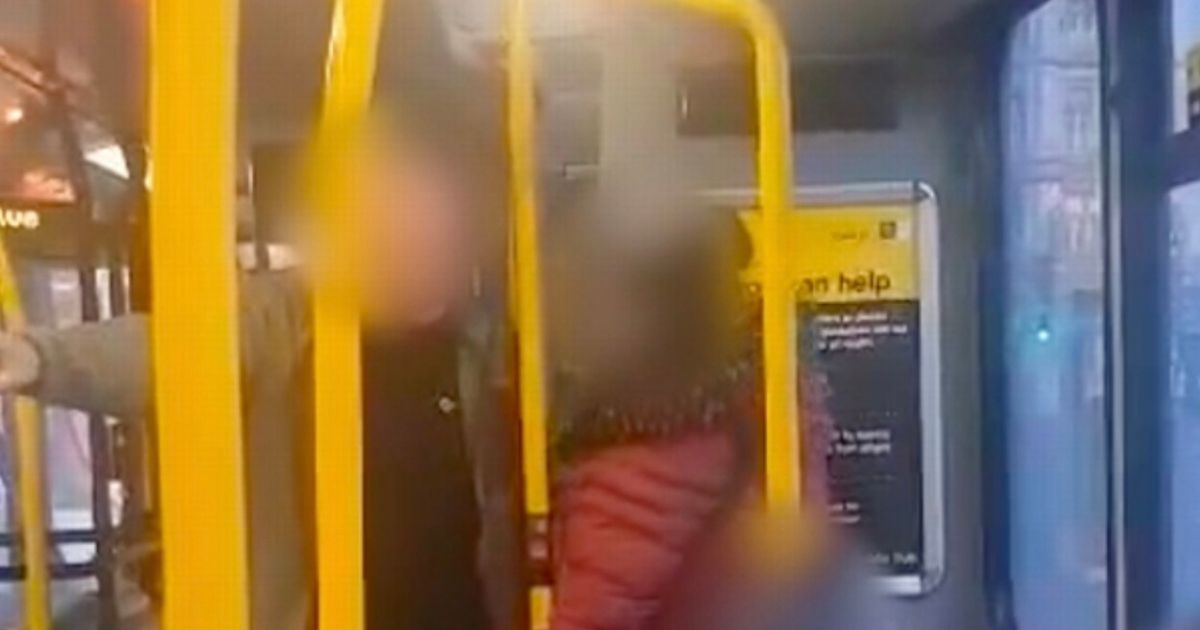 Woman tells boy, 9, 'go back to your country' in vile racist rant on bus