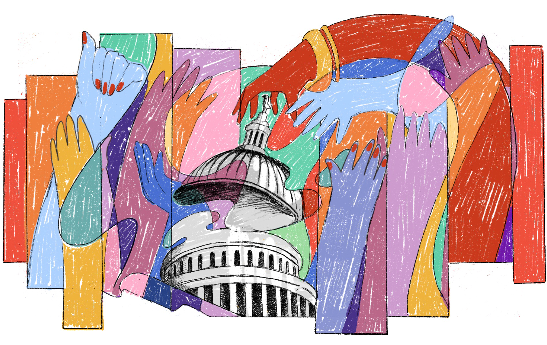Women of Color Were Shut Out of Congress For Decades. Now They're Transforming It.