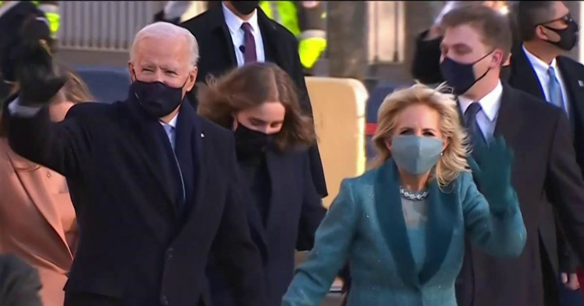 World leaders react to Biden's inauguration