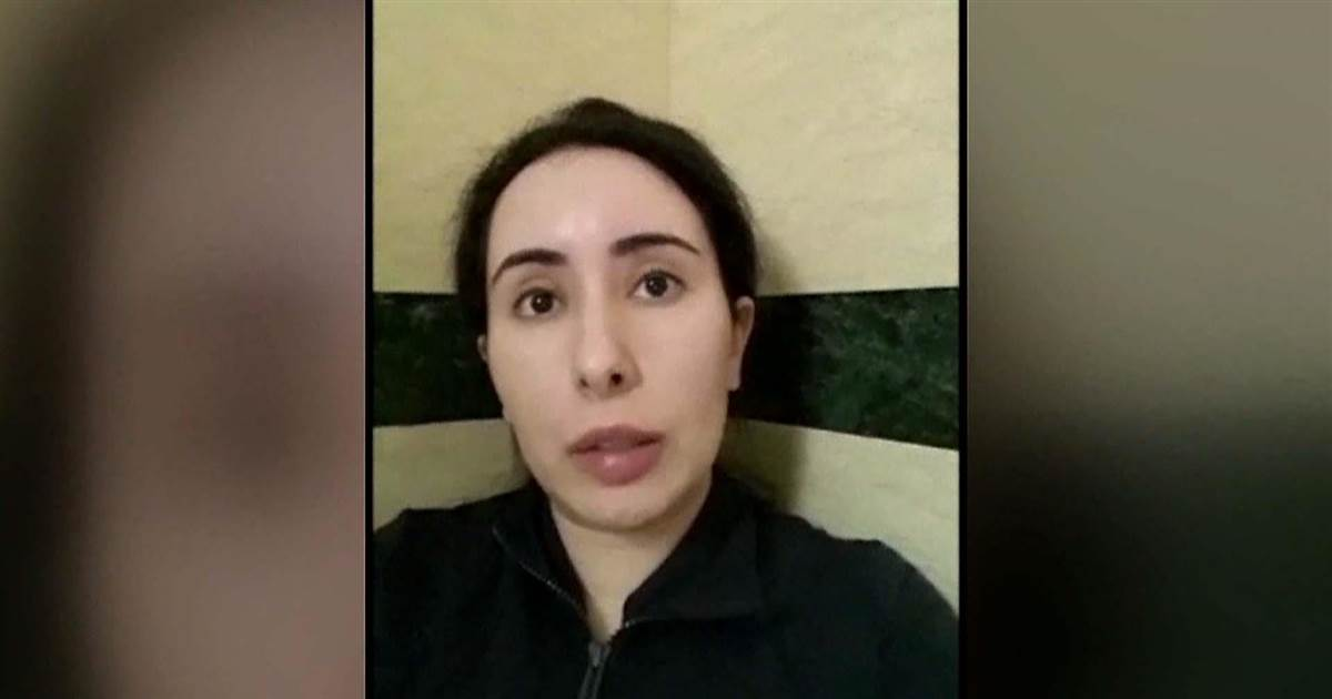 'I'm worried about my safety': Dubai's Princess Latifa claims she's being held captive