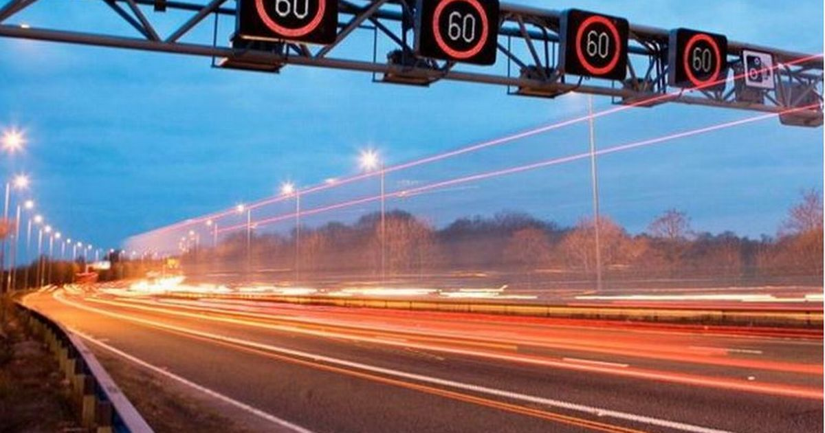 'A constant danger' Police boss calls for smart motorways to be scrapped