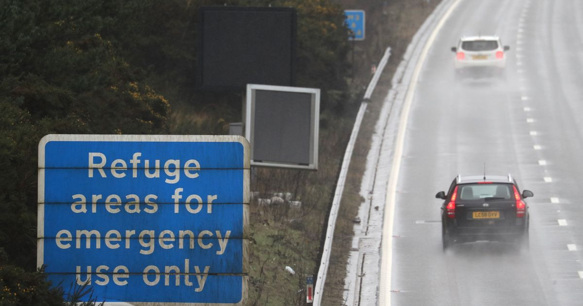 'A constant danger' Police boss says smart motorways should be scrapped