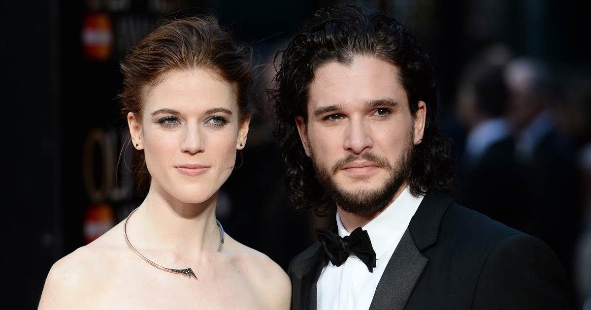'Game of Thrones' couple welcomes baby boy