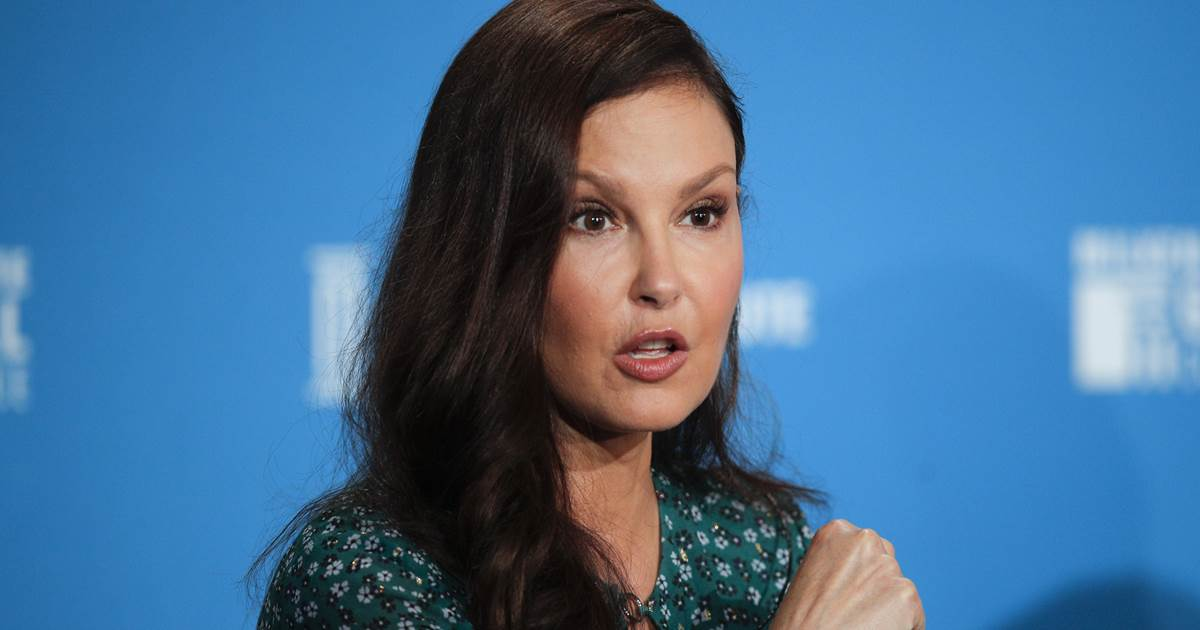 'I nearly lost my leg': Ashley Judd recalls 'catastrophic' accident in Congo rainforest