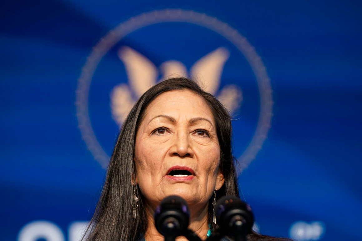 'She became an easy target': GOP opposition to Haaland rankles Native Americans