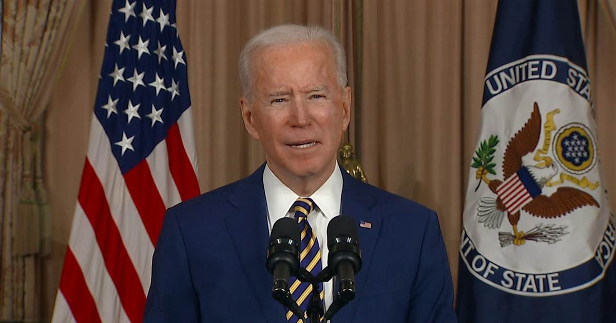 'This war has to end': Biden announces end to American support for offensive operations in Yemen