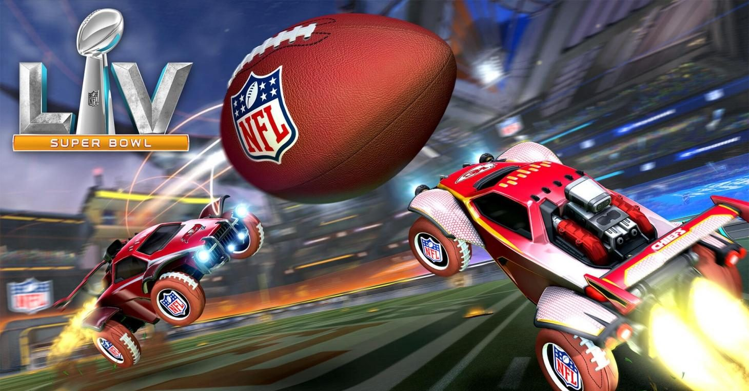 Rocket League: a new game mode for the Super Bowl