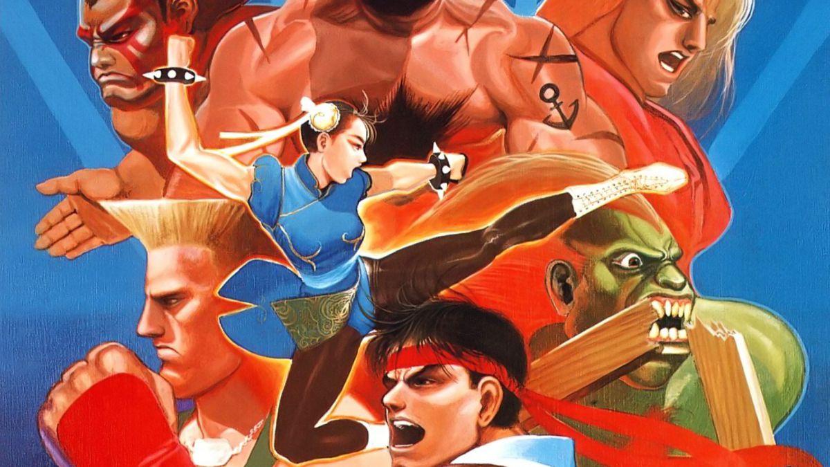 30 years of Street Fighter II, game that redefined fighting