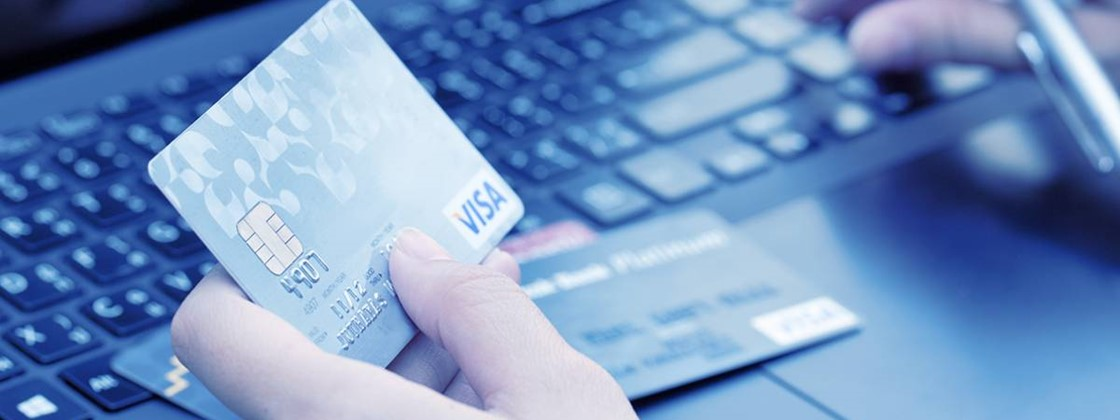 Visa recorded 6 times more online transactions in 2020