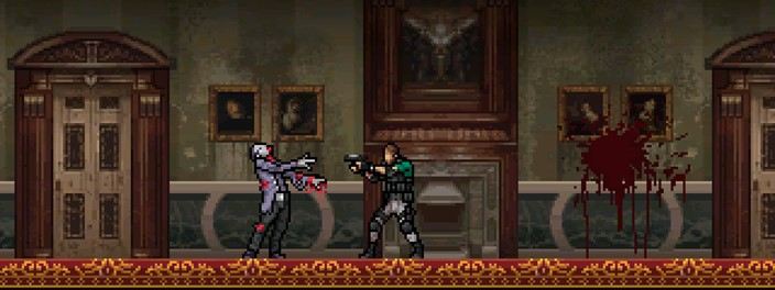 Resident Evil Gaiden Remake, produced by fans