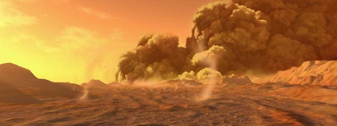 Hostile climate on Mars could complicate human life there