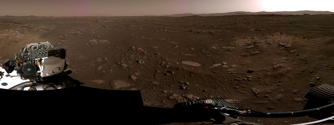 NASA unveils audio recordings on Mars, by Perseverance