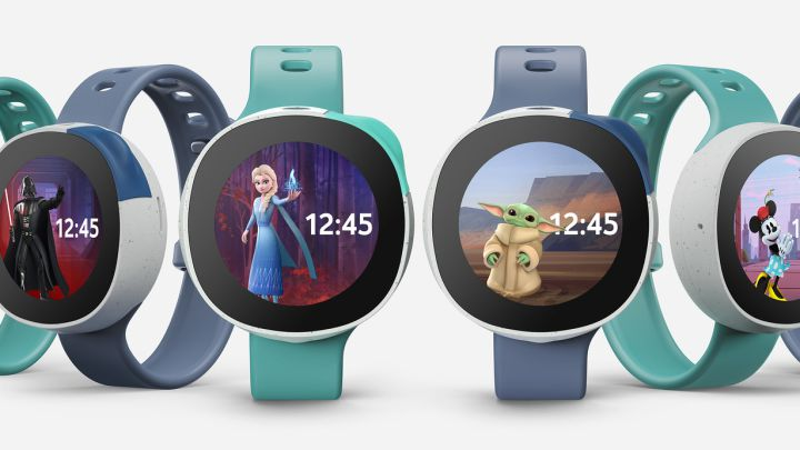 Neo, a smart watch for children from Vodafone and Disney
