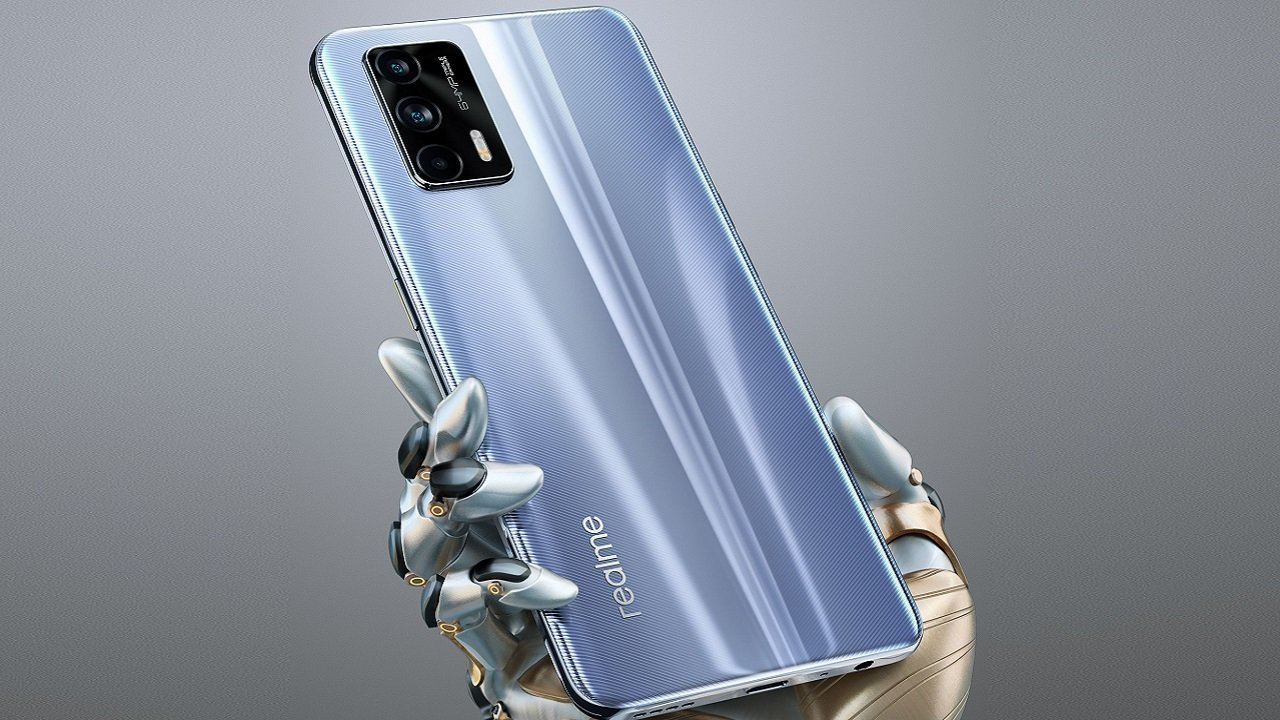 realme's New Flagship GT 5G Appears on Geekbench