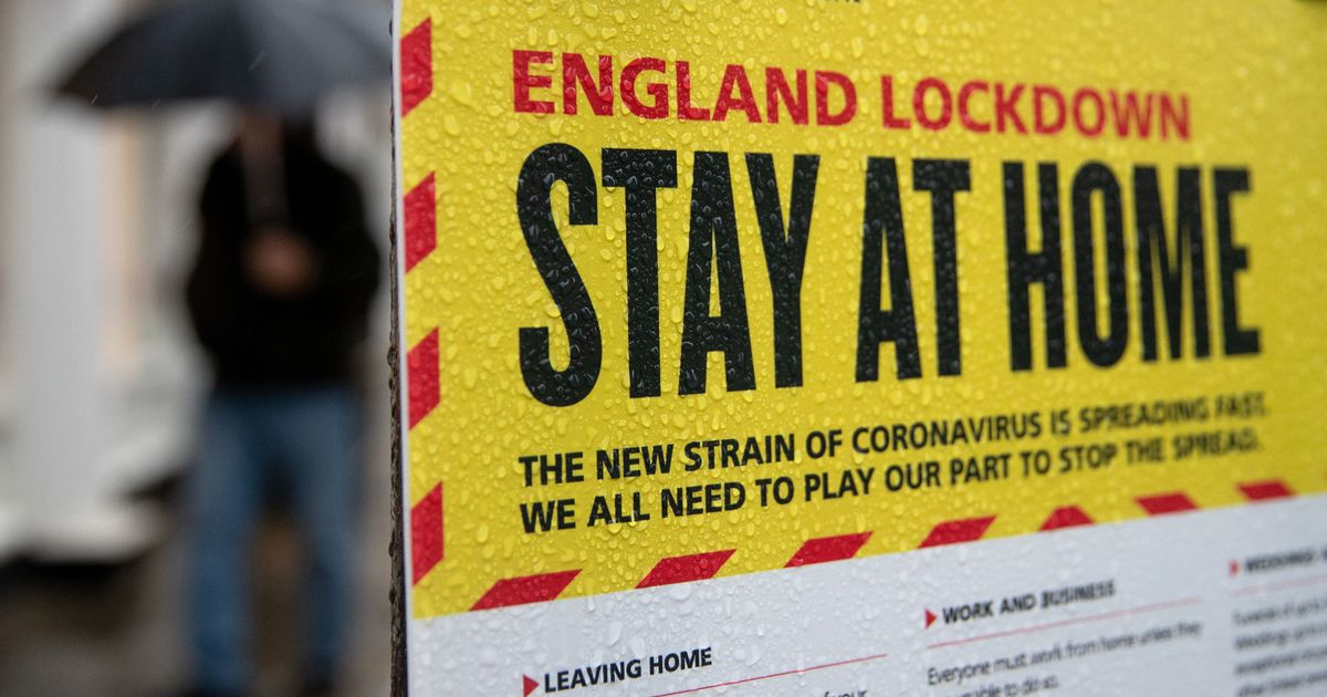 Advertising campaign launched to reinforce England's 'stay at home' message