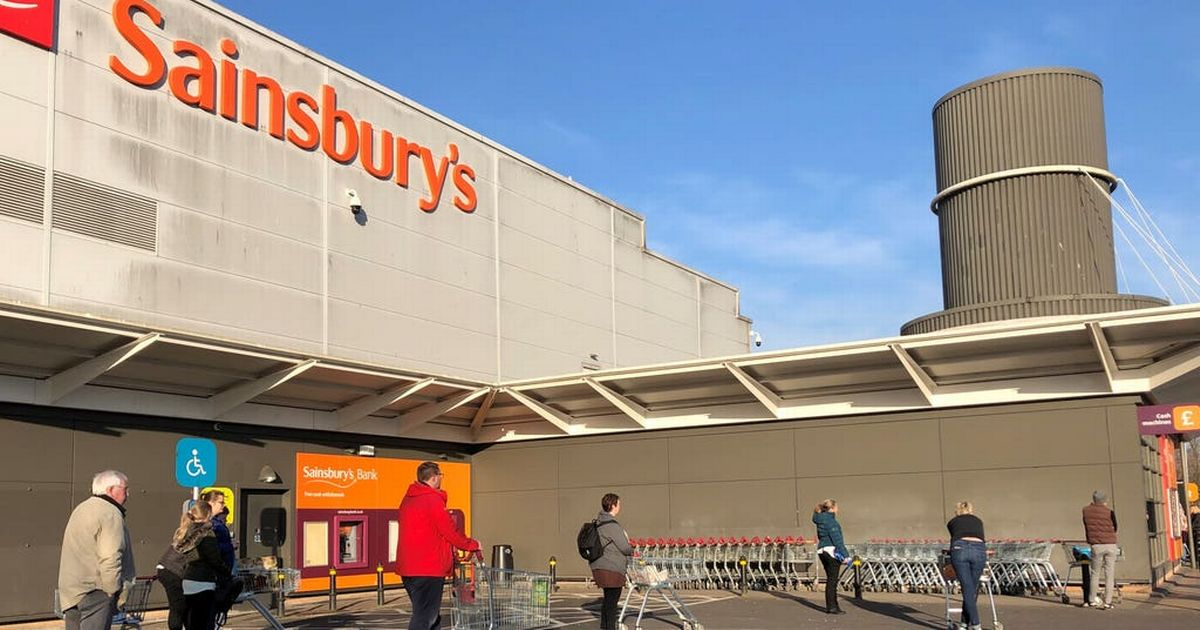 All Sainsbury's and Argos staff to get a pay rise