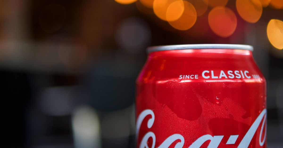 All world's coronavirus could fit into a Coke can - with room to spare