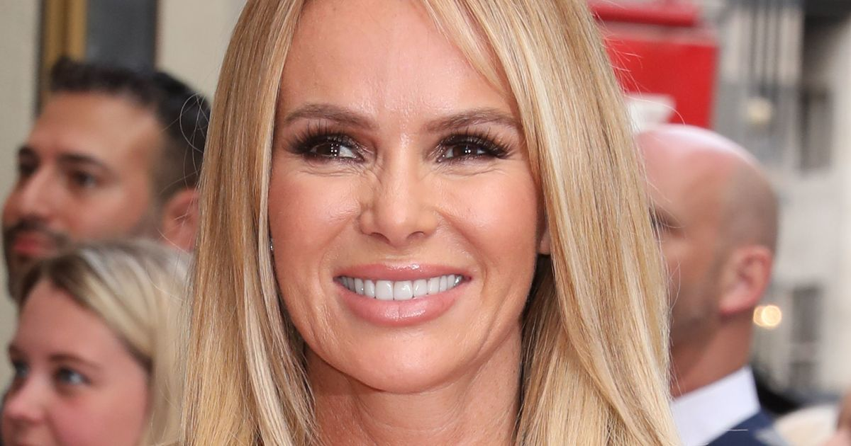 Amanda Holden 'reported to police' for Covid breach to see parents