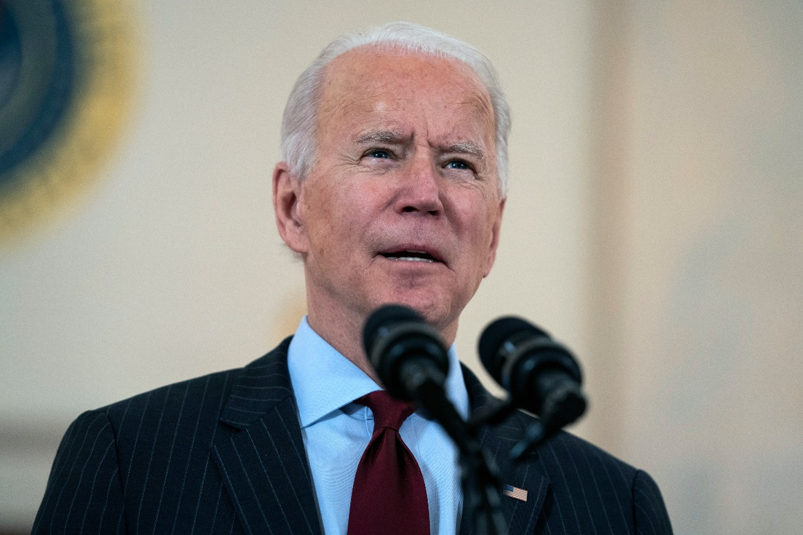 Biden promised quick action on guns. The pandemic has scrambled that.