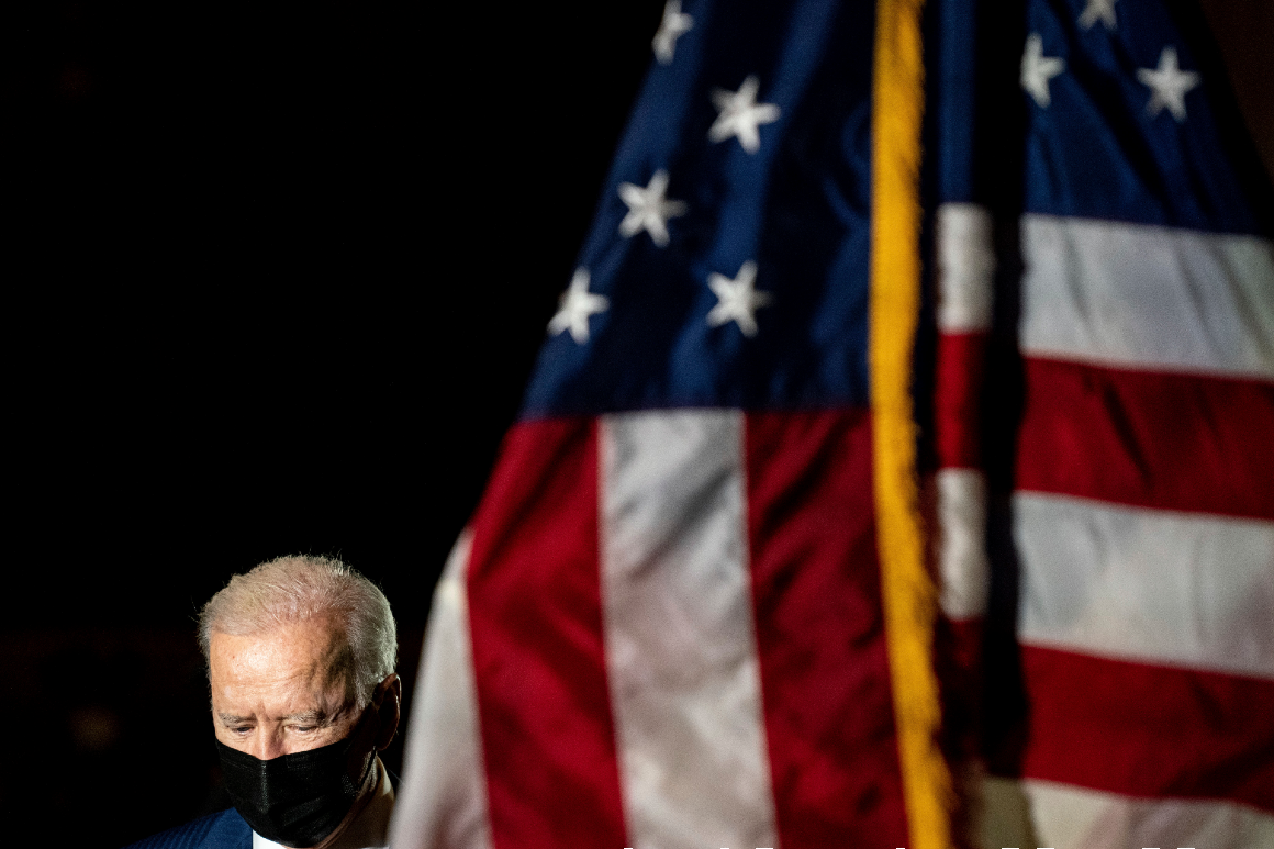 Biden pushes faith as a unifier at National Prayer Breakfast