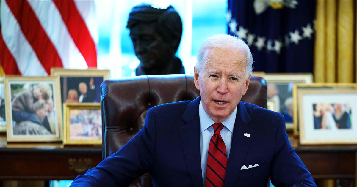 Biden raises concerns with Chinese president in first phone call