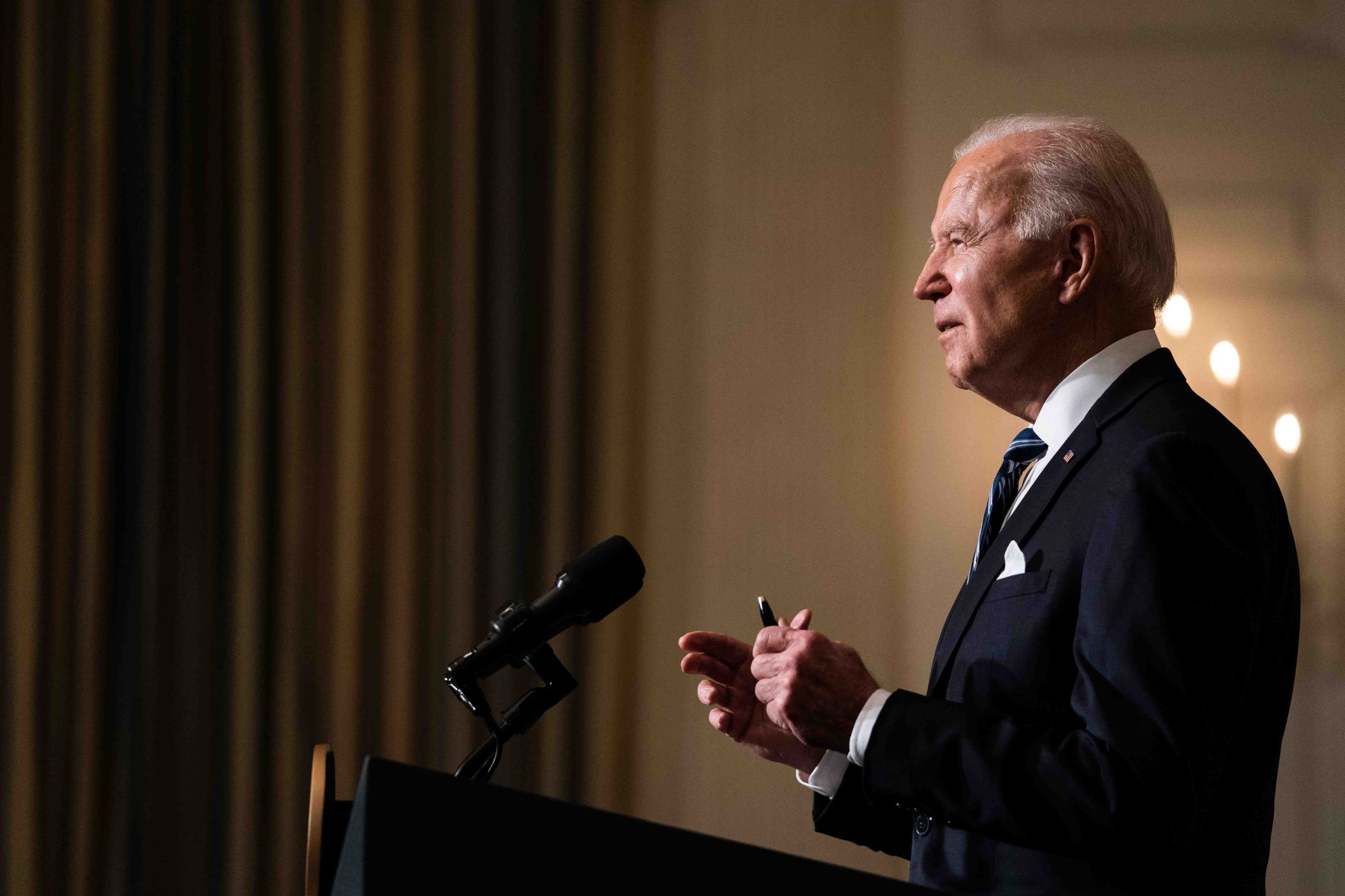 Biden to limit offensive U.S. role in Yemen war, move for LGBTQ rights