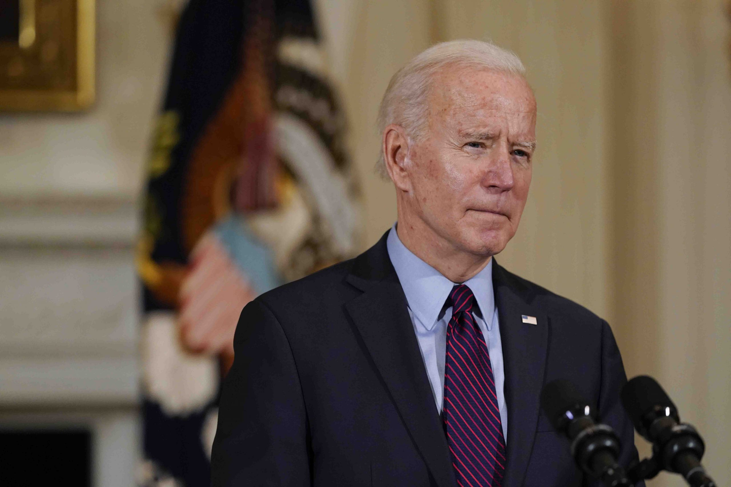 Biden to use Defense Production Act to increase supply of Covid-19 vaccines and tests