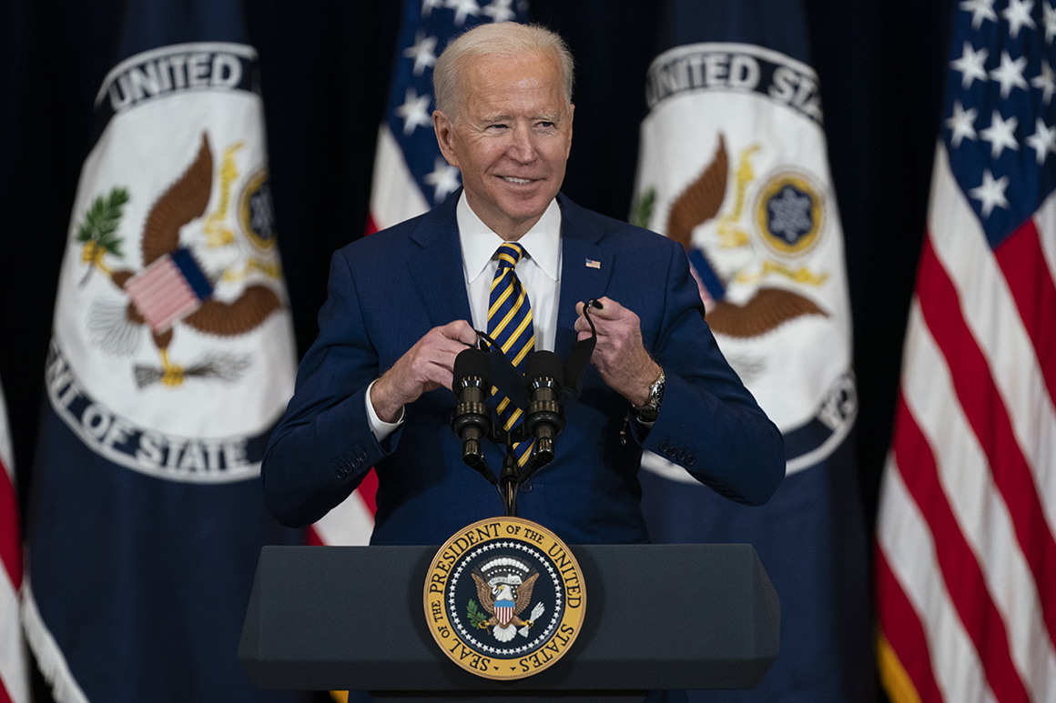 Biden wants to put the Middle East on the foreign policy back-burner