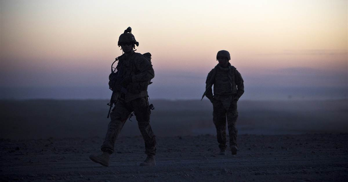 Bipartisan report calls for delaying U.S. troop withdrawal from Afghanistan