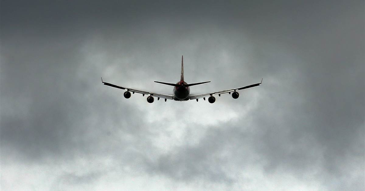 Boeing 747 cargo plane drops engine parts in Netherlands