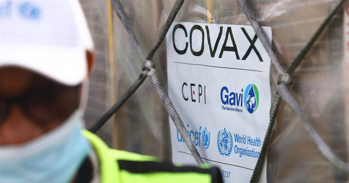 COVAX vaccine-sharing scheme delivers its first shots