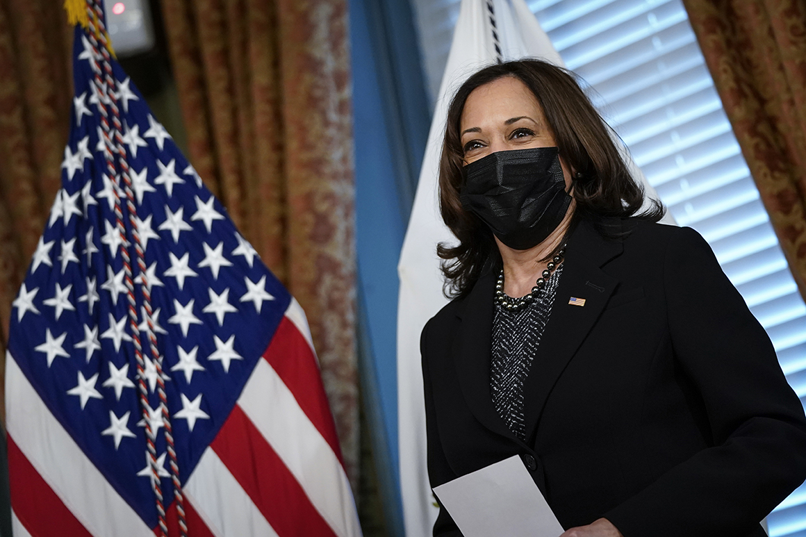 Call in Kamala: Biden turns to the veep to sell Covid vax to communities of color