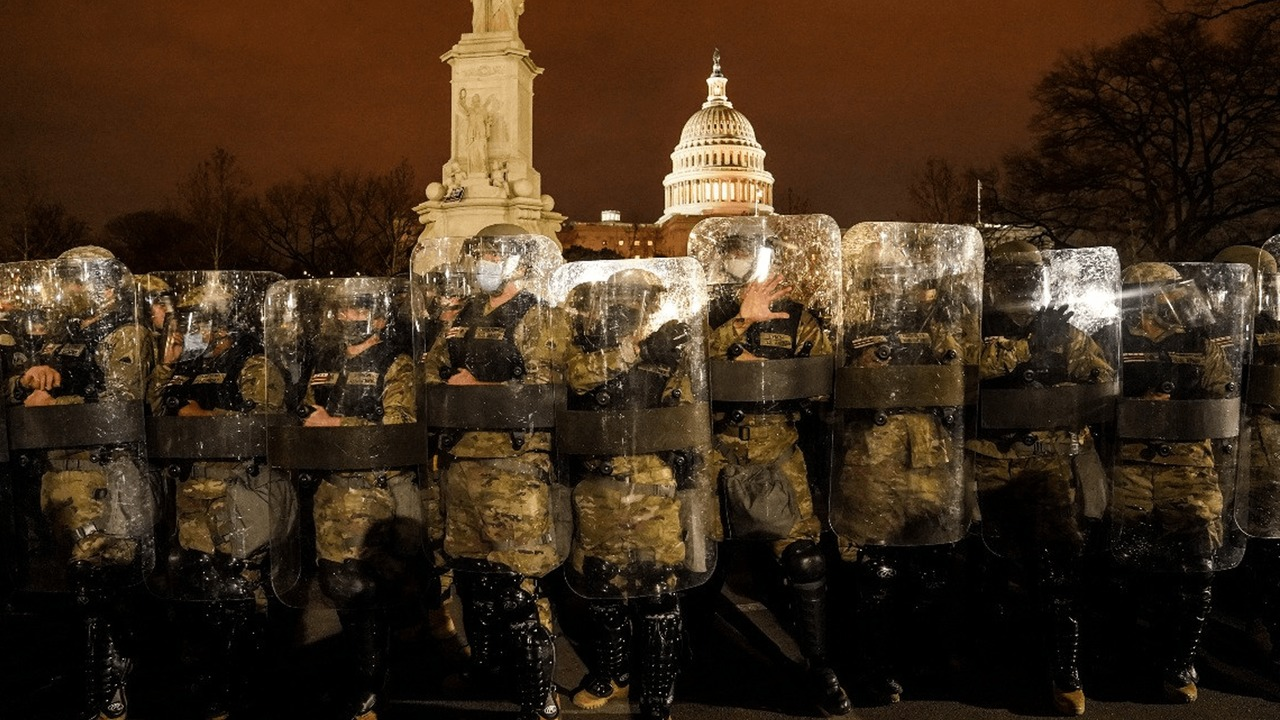 Capitol Police chief: Security will remain high due to State of the Union threat