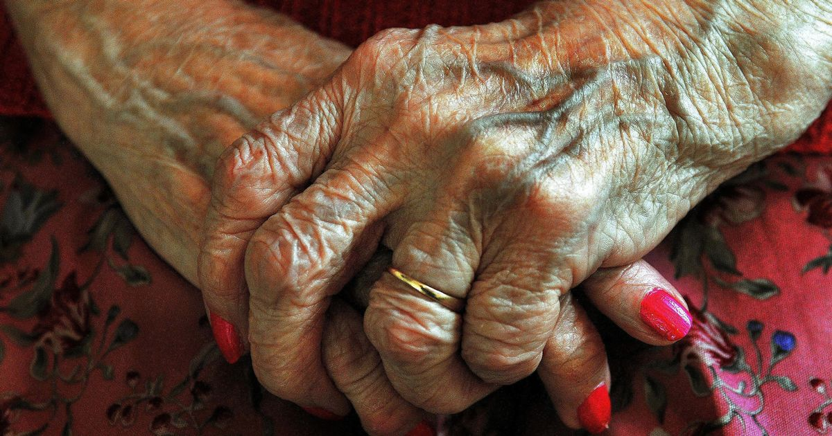 Care home residents to be allowed one visitor - and to hold hands