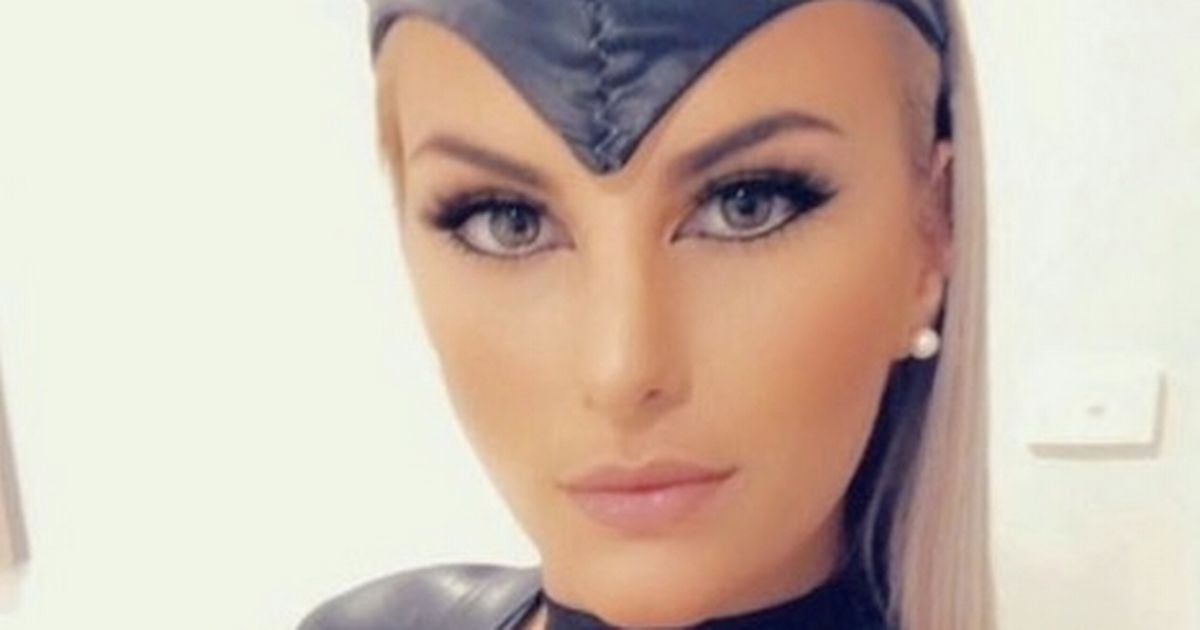Catwoman Instagram model jailed for masked robberies wanted after 'fleeing'