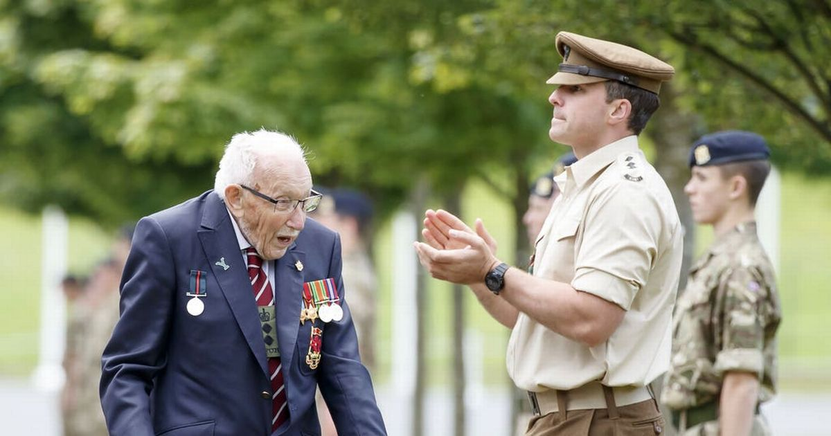 Confusion over time and date for Clap for Captain Tom