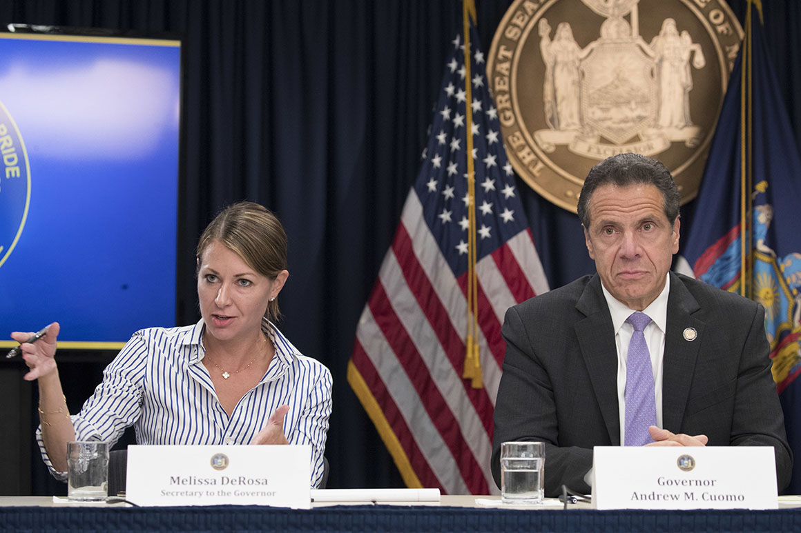 Coverup claims engulf Cuomo as scandal over nursing home deaths grows