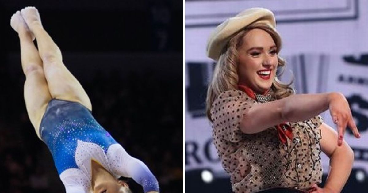 Dancing On Ice star Amy Tinkler reveals weight-shaming torment