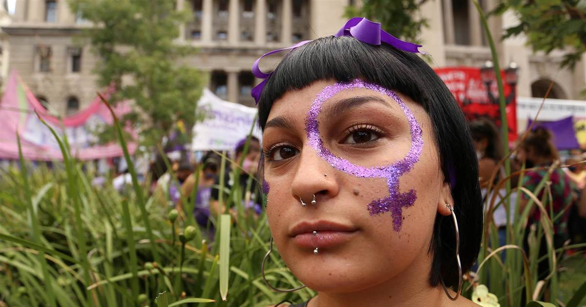 Dramatic protests condemn Argentina's handling of femicide