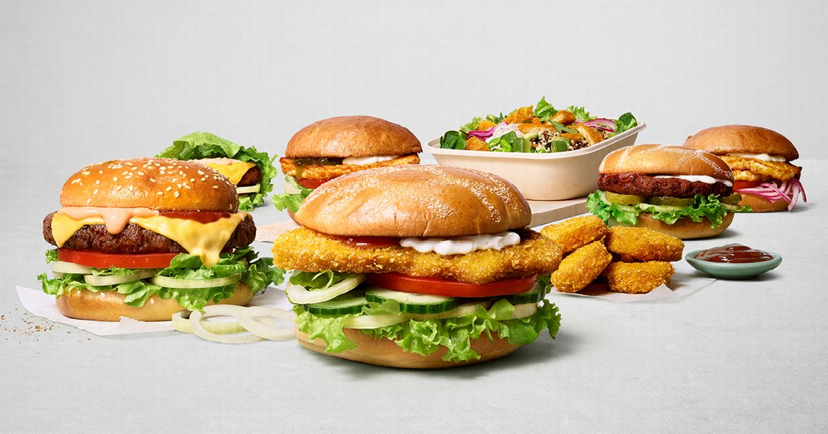 Eco burger joint so successful it forced McDonald's to shut - twice