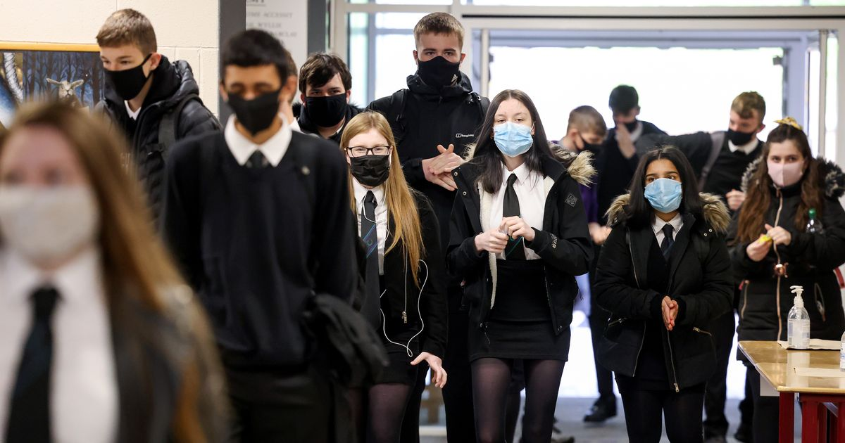 Experts 'do not expect' a surge in coronavirus cases when schools reopen