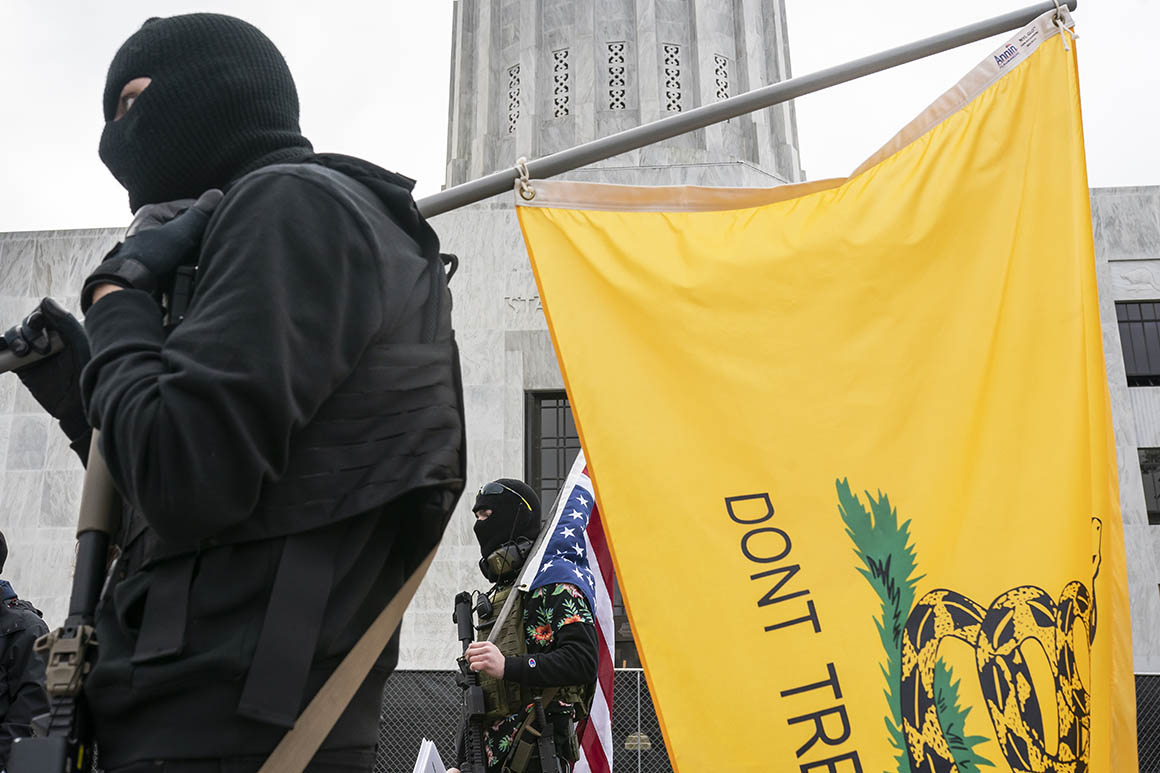 FBI arrests Kentucky militia members connected with Boogaloo Bois