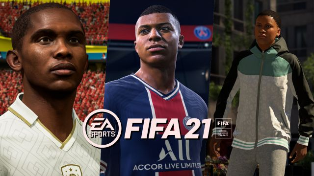 FIFA 21, update 10 now available on PS4