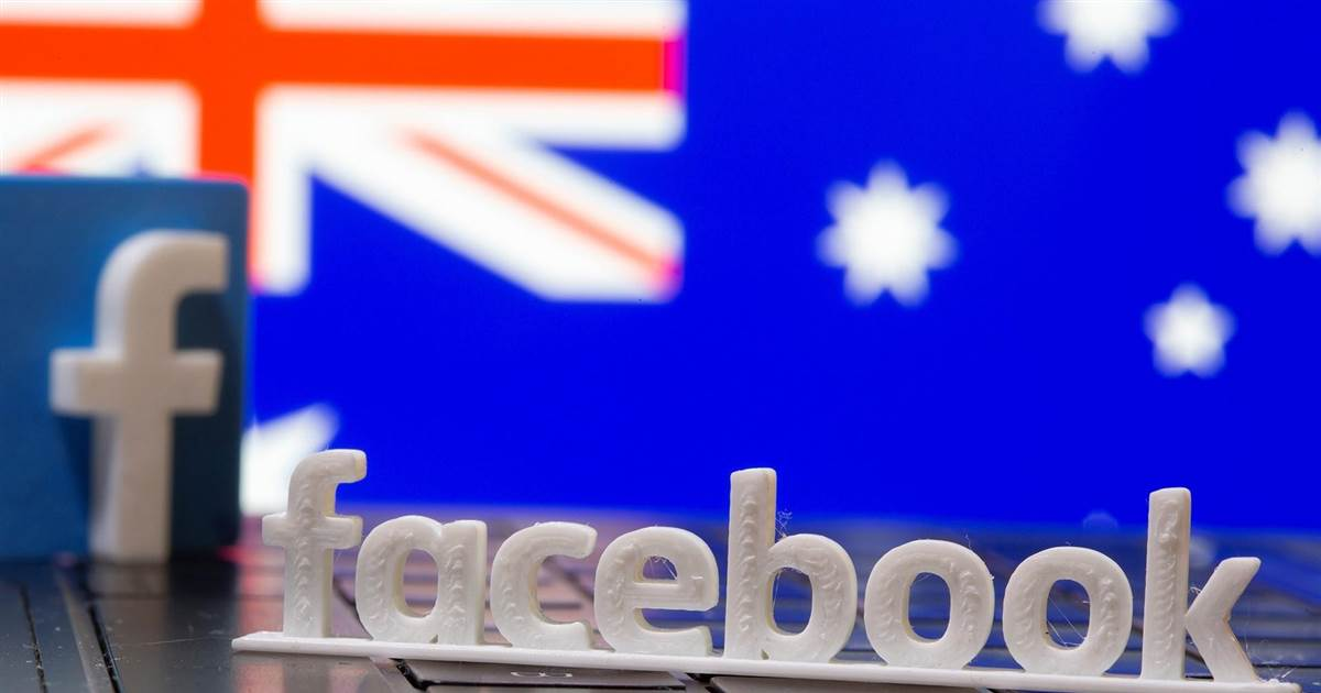 Facebook blocks news posts in Australia over government's payment rules