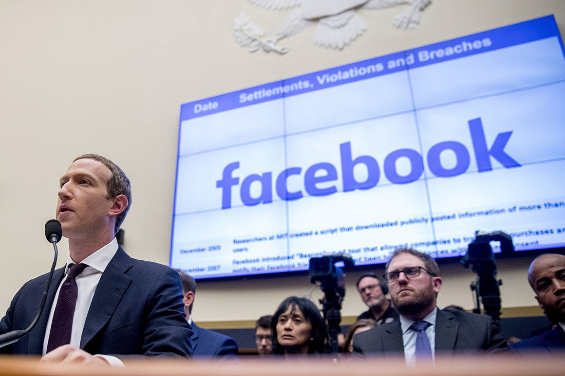 Facebook's 'bullying' of Australia worsens its problems in Washington