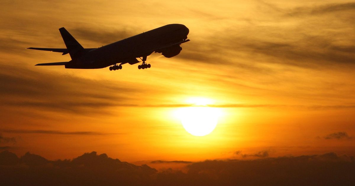 Foreign holiday bookings surge after roadmap to recovery is outlined
